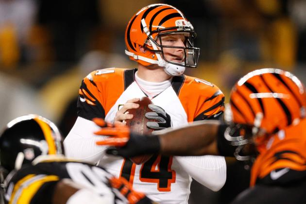 Bengals vs. Steelers: Full Roster Report Card Grades for Cincinnati