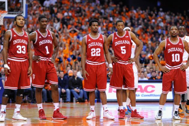 Indiana Basketball: Hoosiers' 5 Most Impressive Stats in 2013-14