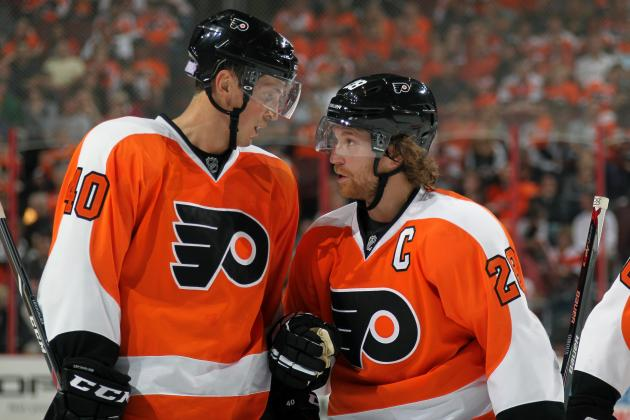 Each Philadelphia Flyers Star's Best Highlight in 2013-14 So Far
