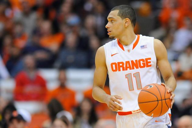 Syracuse Basketball: Orange's 5 Most Impressive Stats in 2013-14