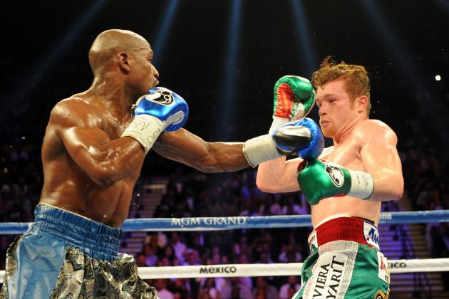 Ranking the Best Boxing Cards of 2013