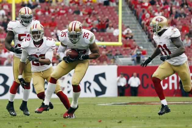 NaVorro Bowman, San Francisco 49ers Overpower Tampa Bay