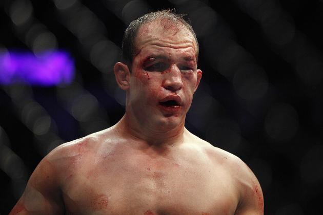 10 UFC Fighters Who Have Absorbed the Most Punishment in 2013