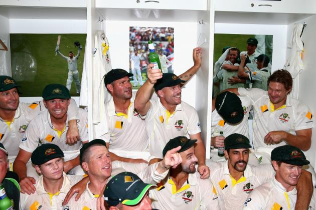 The Ashes 2013/14: Why and How Did England Lose the Urn?