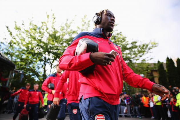 Scouting Potential Replacements for Bacary Sagna at Arsenal