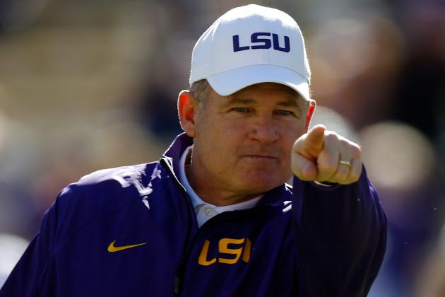If Les Miles Left LSU, Who Would Replace Him?