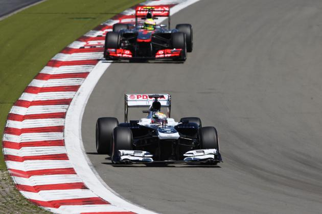 Winners and Losers After Seat Switches in the 2014 F1 Driver Market