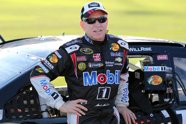 The 10 Most Memorable Moments of Mark Martin's Career