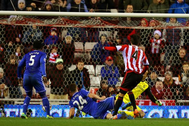 Sunderland vs. Chelsea: 6 Things We Learned