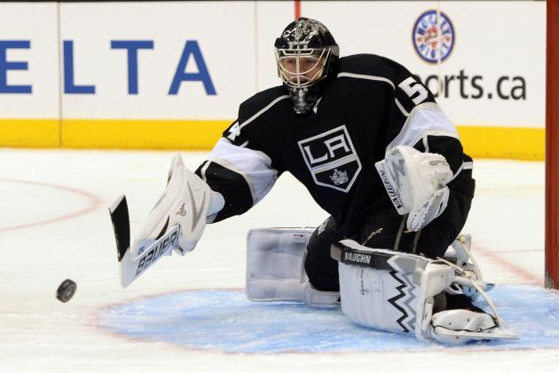 Latest NHL Trade Rumors: Kings, Ducks, 'Canes Goalie Puzzles Linger