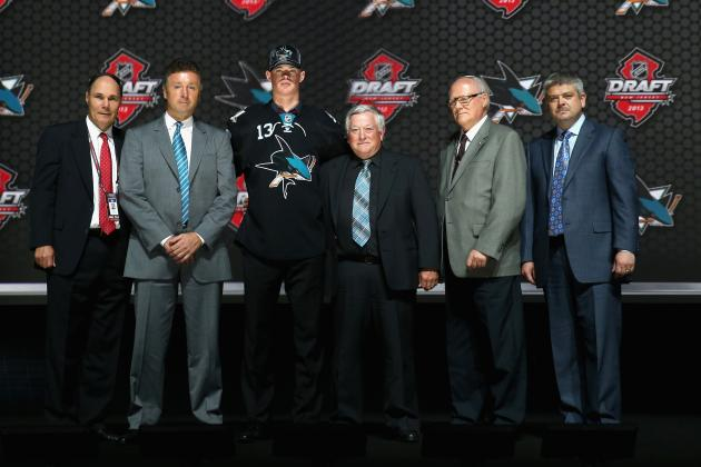 2014 NHL Draft: 5 First-Round Prospects San Jose Sharks Should Have an Eye On