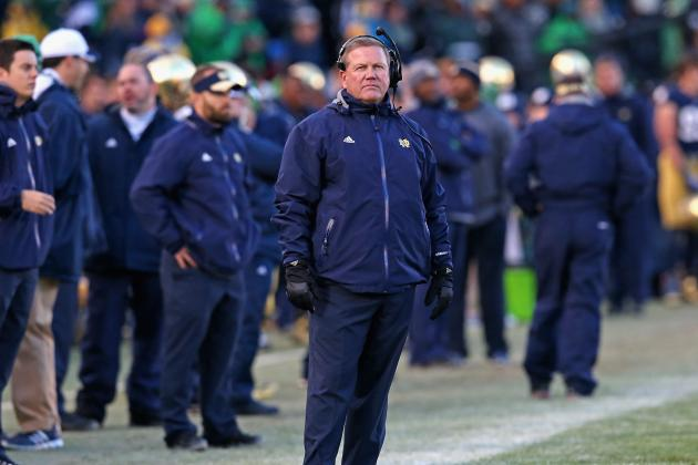 If Brian Kelly Left Notre Dame, Who Would Replace Him?