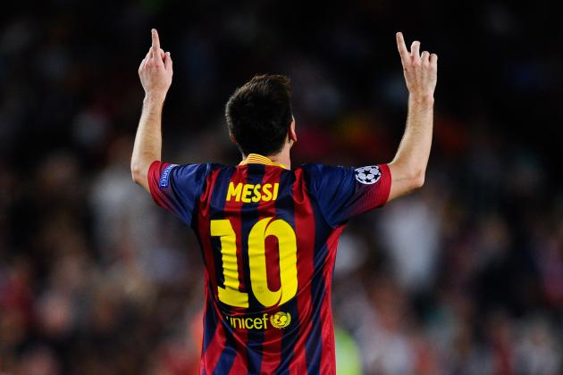 Lionel Messi's Career so Far in 25 Pictures