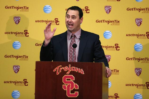 USC Football: 4 Biggest Changes Steve Sarkisian Will Make Next Spring