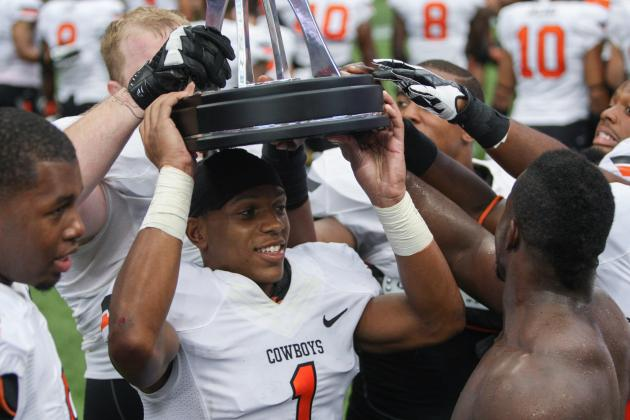 Oklahoma State Football: 5 Young Players to Watch in the Cotton Bowl