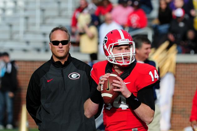 If Mark Richt Left Georgia, Who Would Replace Him?