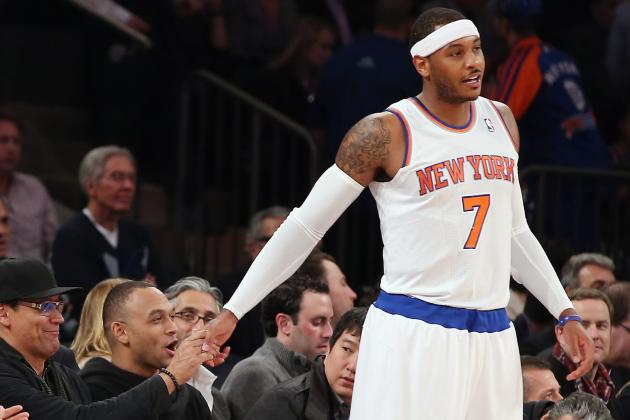 Handicapping the NY Knicks' Players' Odds of Making the 2013 NBA All-Star Game