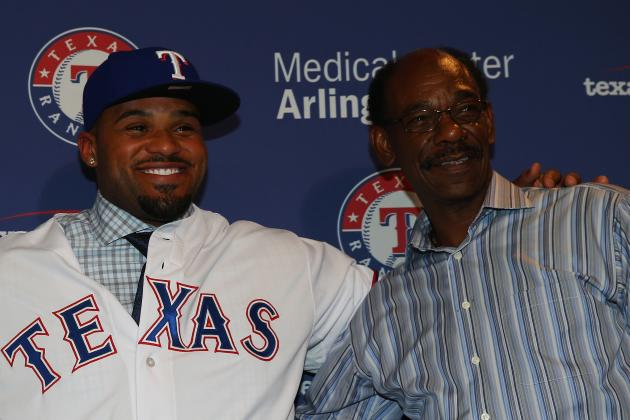 Projecting the Texas Rangers 2014 Batting Order