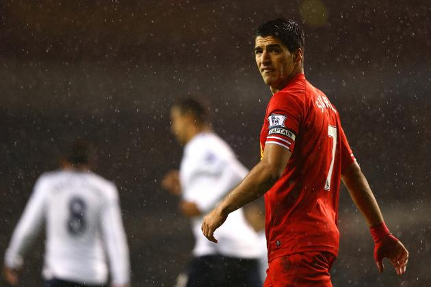 Paper Gossip: Luis Suarez Set for Huge Liverpool Deal, United Close in on Reus