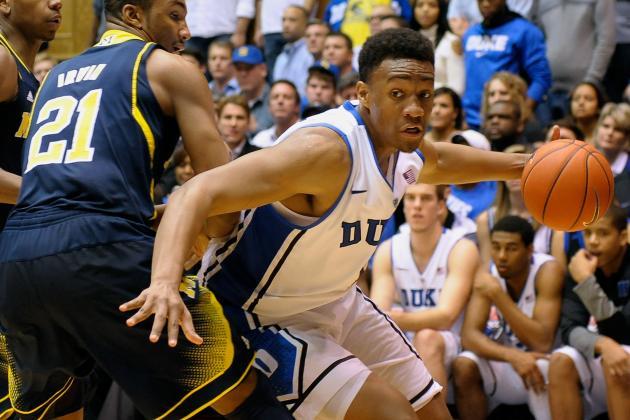 2014 NBA Mock Draft: Jabari Parker Overtakes Andrew Wiggins