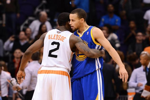 Ranking the Top 10 Point Guards in the NBA After 2013-14 Quarter-Way Mark