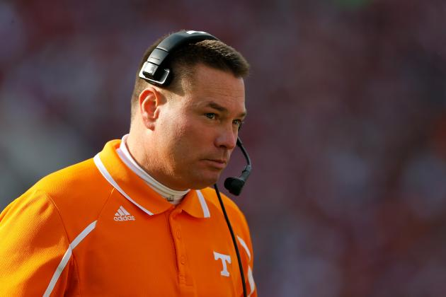Tennessee Football Recruiting: 5 Positions Where Vols Are Stacked