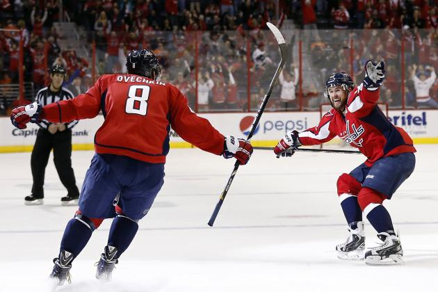 5 Washington Capitals Storylines That Won't Go Away During 2013-14 Season