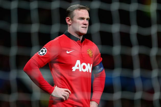 Paper News and Gossip: Rooney Fears Eased, Spurs Eye De Boer and More
