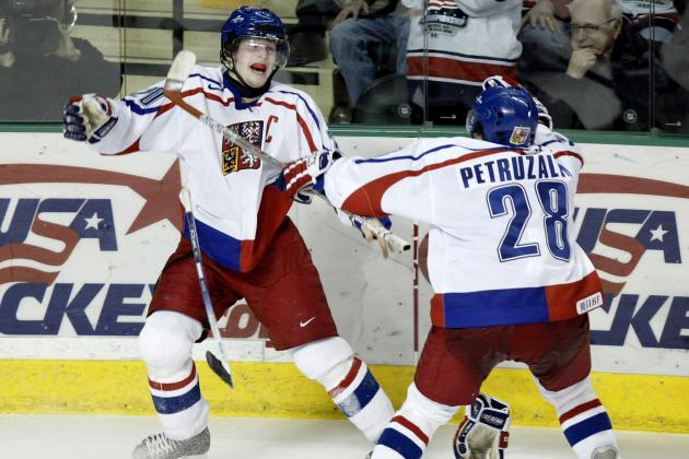 5 Prospects Pittsburgh Penguins Should Have Their Eye on in 2014 Draft Class