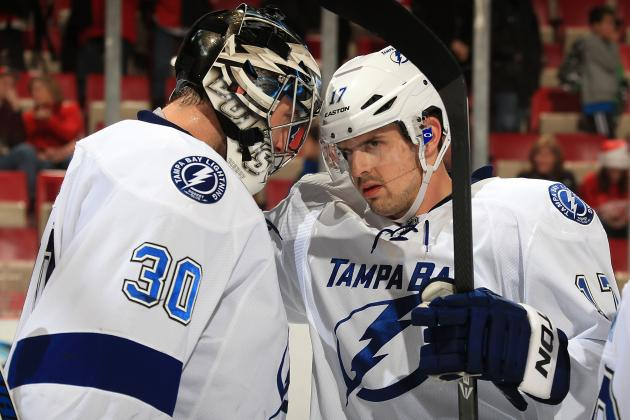 5 Tampa Bay Lightning Storylines That Won't Go Away During 2013-14 Season