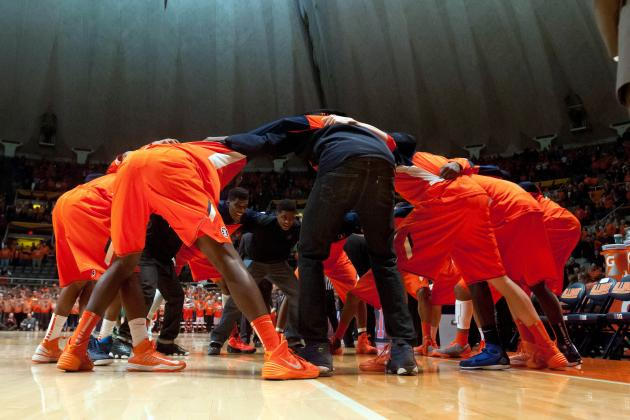 Illinois Basketball: Illini' 5 Most Impressive Stats in 2013-14