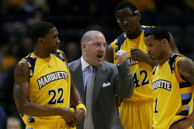 Marquette Basketball: Ranking the Best Golden Eagles from Buzz Williams Era