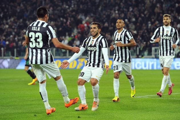 5 Reasons Juventus Failed in the Champions League This Season