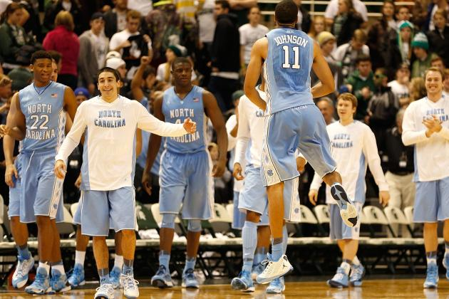 UNC Basketball: Tar Heels' 5 Most Impressive Stats in 2013-14