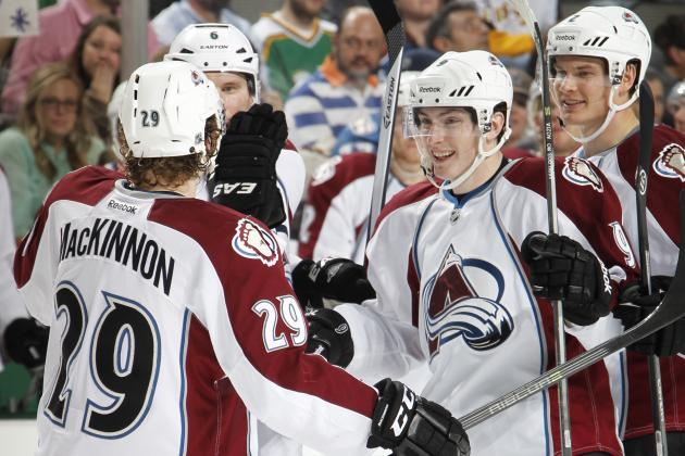 5 Colorado Avalanche Storylines That Won't Go Away During 2013-14 Season