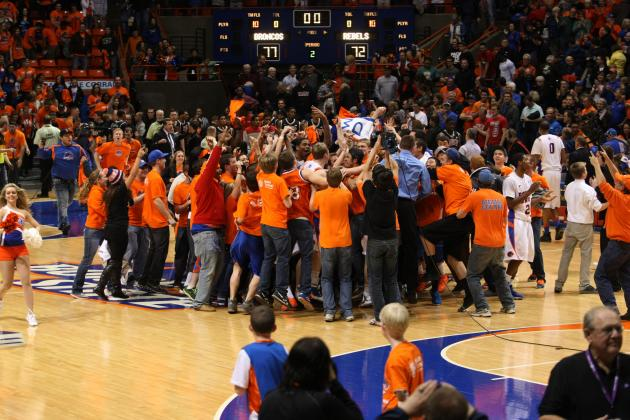 20 Court-Storming Fails
