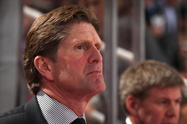 Ranking the 5 Greatest Coaches in Detroit Red Wings History
