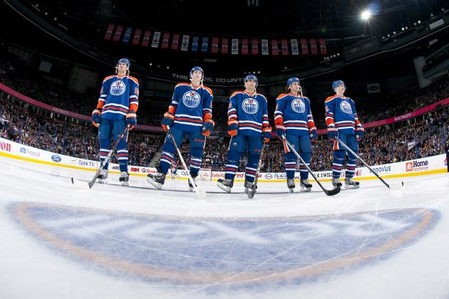 5 Edmonton Oilers Storylines That Won't Go Away During the 2013-14 Season