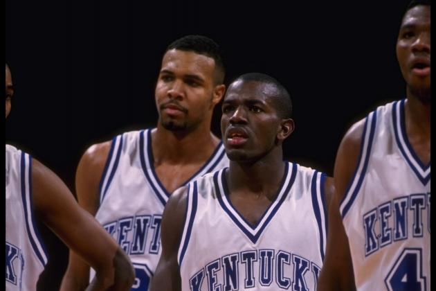 Kentucky Basketball: Ranking 5 Best Wildcats Players from the 1990s