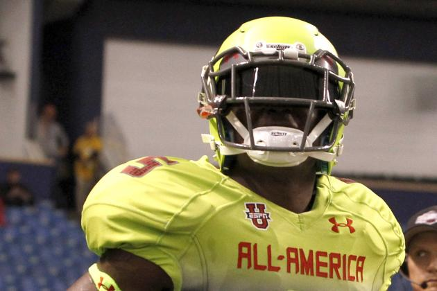 Pro Player Comparisons for the Top 10 College Football Recruits of 2014