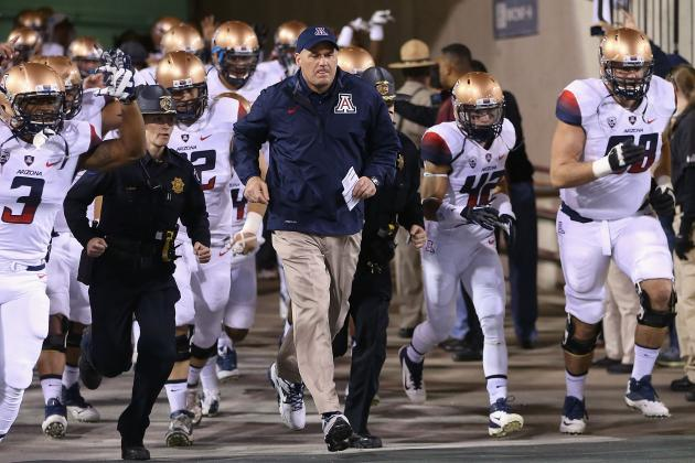 Arizona Wildcats Football: Coach Rich Rodriguez's Holiday Wish List