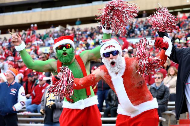 6 Things Every College Football Fan Wants for Christmas