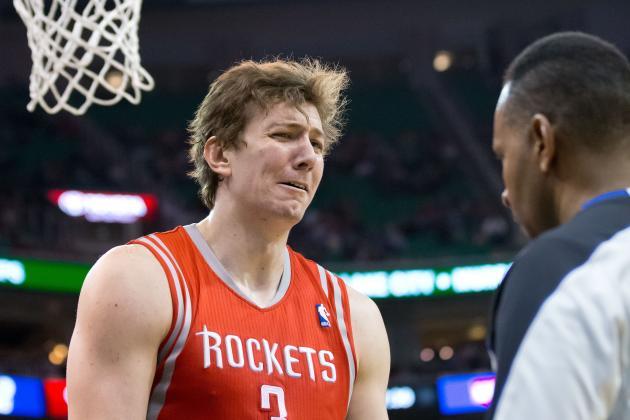 The NBA's Biggest Busts So Far This Season