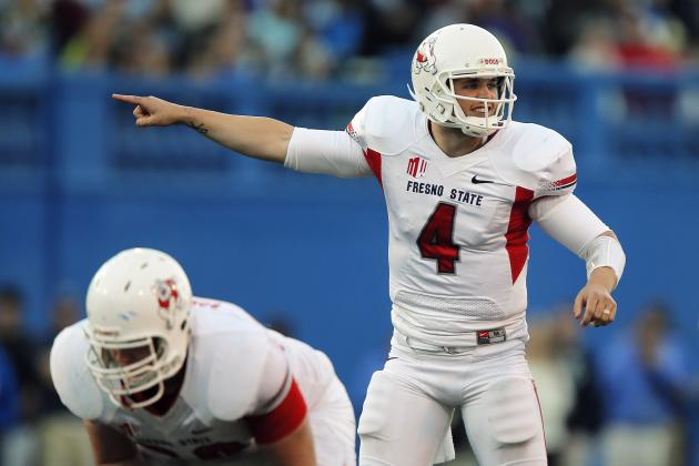 Top 2014 NFL Draft Prospects to Watch in Las Vegas Bowl