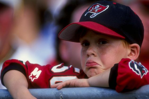 The 5 Stages of Fantasy Football Grief