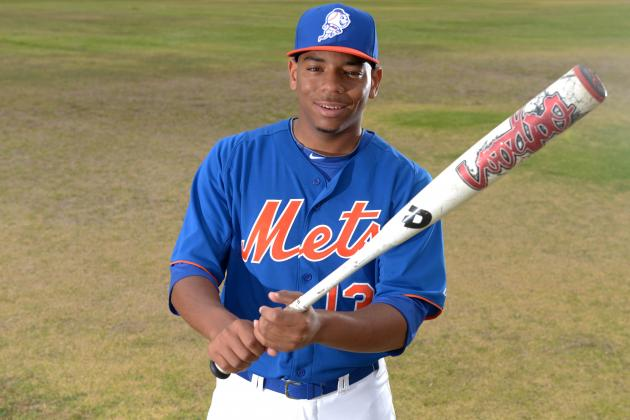 Projecting MLB Debuts for Baseball America's Top-10 New York Mets Prospects