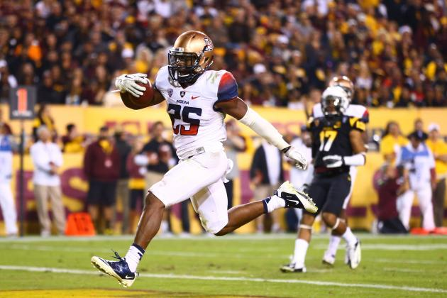 2014 NFL Draft: Updated Running Back Rankings and Analysis