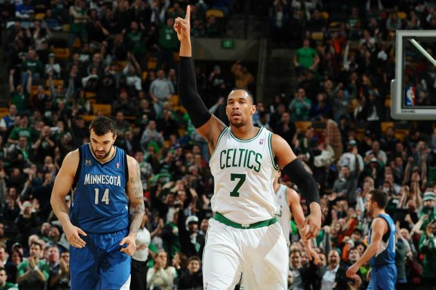 5 Reasons Jared Sullinger Is a Legit Boston Celtics Building Block