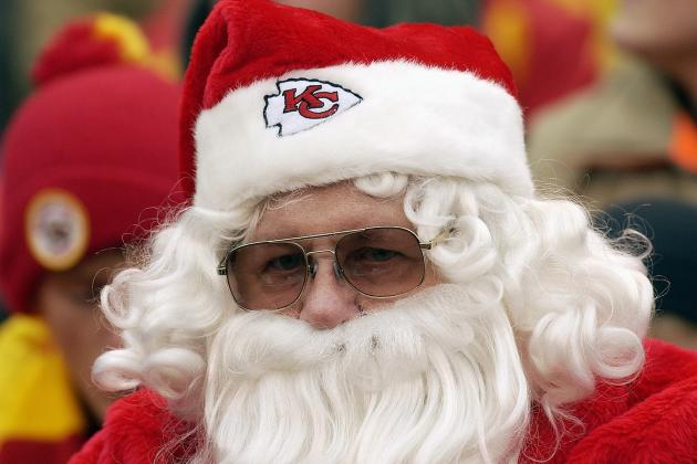 What's on Every NFL Team's Christmas List?