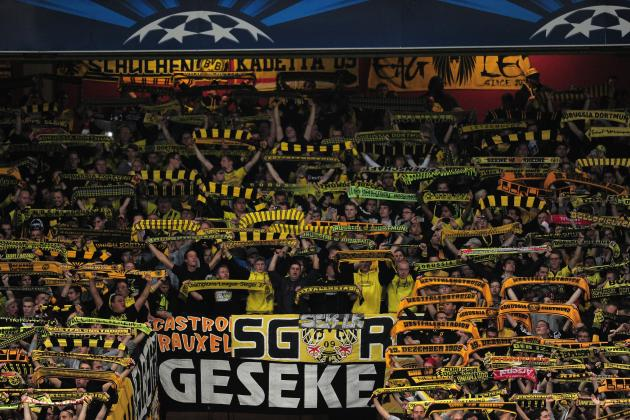 Borussia Dortmund vs. Hertha BSC: 6 Things We Learned